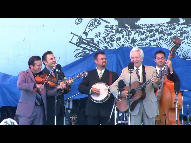 Del McCoury Band -1952 Vincent Black Lightning - Dunegrass 2008