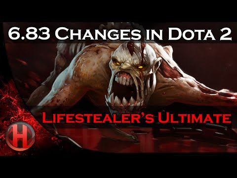 683 Changes Dota 2  Lifestealers Infest Ultimate
