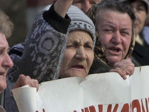 Tension grows ahead of Crimea's referendum