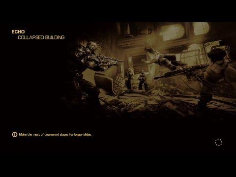 Collapsed Building - 3 Stars - Bulletstorm: Full Clip Edition - Hoarder