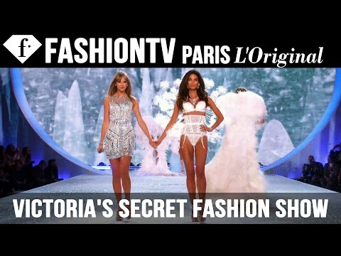 Victoria's Secret Fashion Show 2013 2014 Hd Ft Taylor Swift, Fall Out Boy, Neon Jungle | Fashiontv video