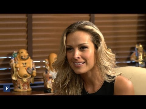 Petra Nemcova's Source Of Positive Light