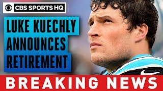 Panthers linebacker Luke Kuechly announces he is retiring ahead of 2020 season | CBS Sports HQ