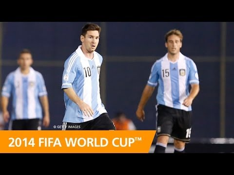 World Cup Team Profile: ARGENTINA