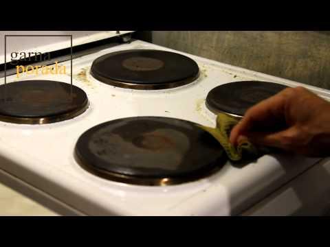 Как почистить конфорки в домашних условиях 387