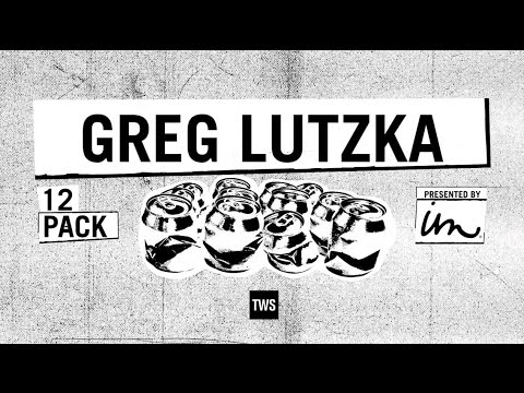 12 Pack: Greg Lutzka
