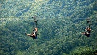 Download World's most extreme zipline - ZipFlyer Nepal 3Gp Mp4
