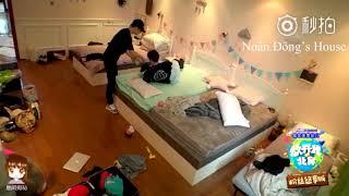 [Vietsub] Baby let me go mùa 3: Trần Học Đông chăm sóc Jackson Wang khi cậu ấy bệnh
