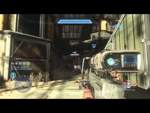 HellishWolf :: Alive - Halo 4 Montage