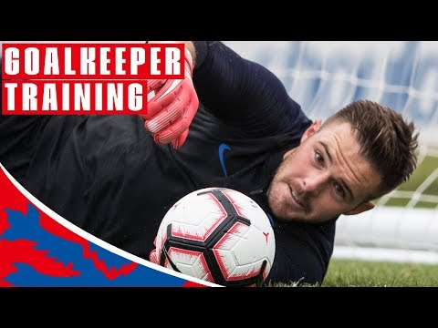 Extended Goalkeeper Training! | Quick Reactions from Inside the Box