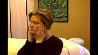 Touch Relaxation of the Jaw and Mouth from MassageByHeather.com in Louisville, KY