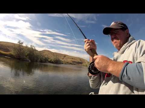 Bighorn River Wyoming | Fly Fishing October 2012