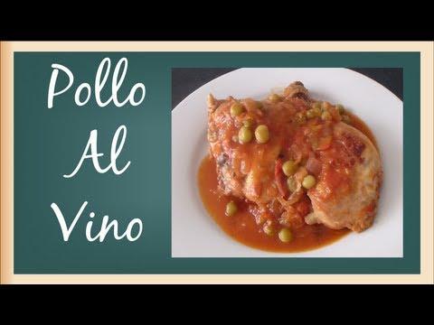 Como hacer Pollo al Vino recetas para dia del padre 2015 2016