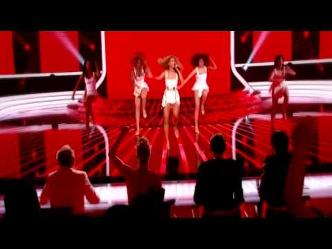 Rihanna Where Have You Been Live Performance You Da One VMA MTV EMA Grammy Awards 2013 AGT AMA