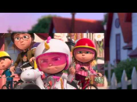 Training Wheels - Disney Minion Pixar (minion Mini Movie) video