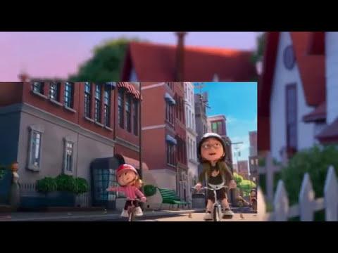 Training Wheels - Disney Minion Pixar (Minion Mini Movie)