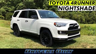 2019 Toyota 4Runner Limited Nightshade - Rugged and Civilized SUV Review