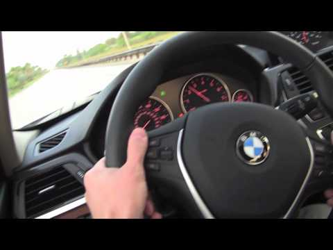 2012 BMW 328i Testing, 0-60, 1/4 Mile, Launch Control
