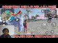 PARAH!! DIKEPUNG DEPAN BELAKANG MASIH BISA BERTAHAN!!??   FREE FIRE INDONESIA