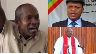 Daniel Nsafu Se Dechaine Contre Jm Kabund L 39 Exil Du Pasteur Ekofo Et Le Conflit Belgique Rdc