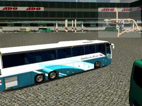 18 Wheels Of Steel Haulin Mod Bus Mexico Deluxe Edition By Viela
