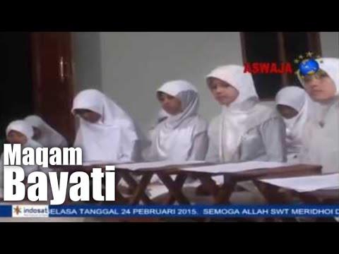 Hj. Maria Ulfah - Nagham Al Qur'an - Maqam Bayati video