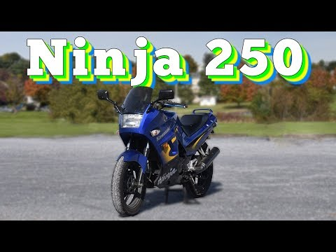 2003 Kawasaki EX250 Ninja: Regular Car Reviews