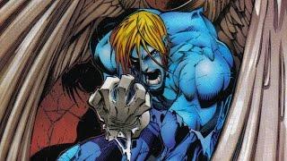 Superhero Origins: Archangel