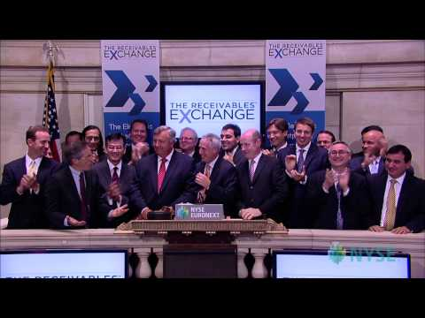 The Receivables Exchange at the NYSE
