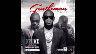 D'Prince - Gentleman Ft Davido and Don Jazzy [NEW OFFICIAL 2014]