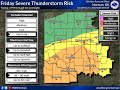 NWS Norman Severe Weather Update - May 15 2020