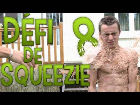 Les défis de SqueeZie | Episode 8 : Cocktail Vomito V2 et le Vomito Splash !