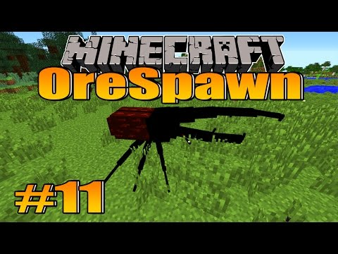 Mama, Hab Ein Käfer Gefunden! - Orespawn Minecraft #11 [deutsch | Fhd] video