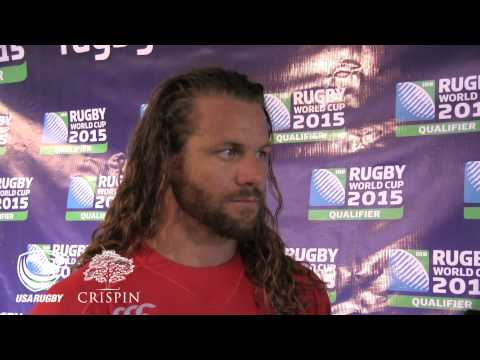 USA vs. Canada - Captains Run Press Conference