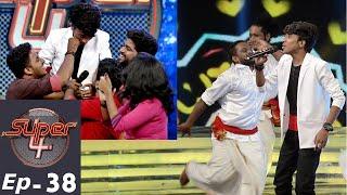 Super 4   Ep 38 -  Sreehari, the true performer!   Mazhavil Manorama