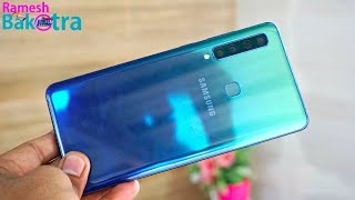 Samsung Galaxy A9 (2018) Unboxing and Full Review