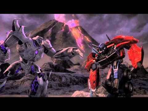 media optimus prime megatron hd transmers the movie 1986