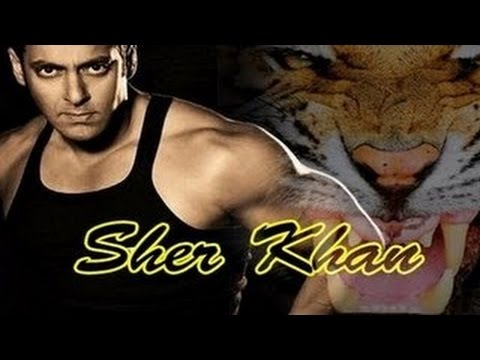 Salman Khan talks on NEW MOVIE Sher Khan