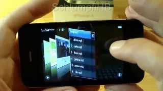 KiPhone 4GS - iPhone 4 Clone from Fastcardtech.com - Beats Airphone or Pinphone