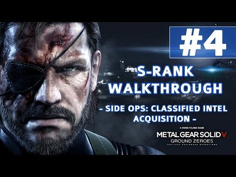Rank Walkthrough - Classified Intel Acquisition (Infiltration