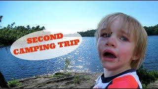 WELL, THAT WAS SHORT LIVED! | Sturgeon Bay Provincial Park