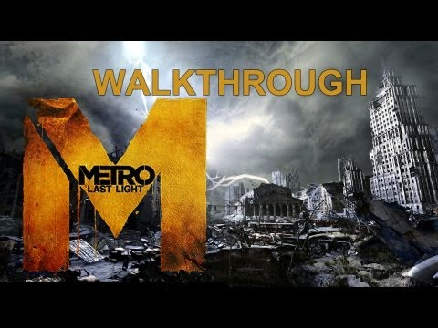 Metro Last Light Walkthrough: Depot - Spetsnaz style