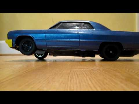 Radio Shack 64 Impala Rc Overhaul Youtube