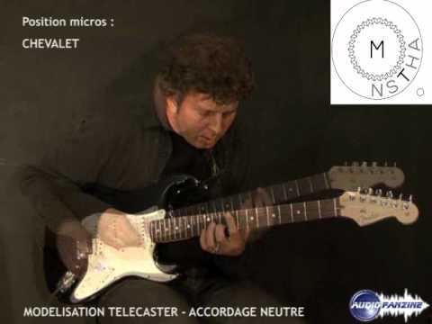 Test de la Fender American Series VG Stratocaster Black Rosewood