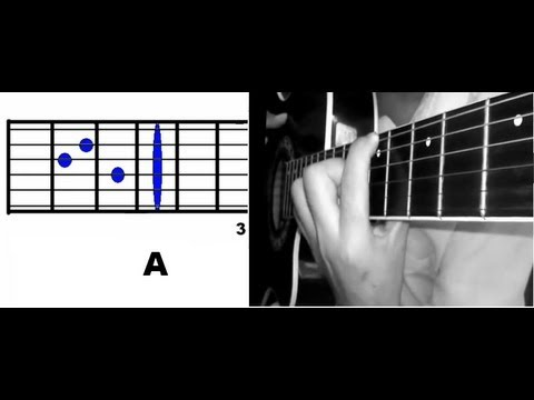 (47) La Casa de Dios (Version 2004) - (Tutorial para Guitarra)