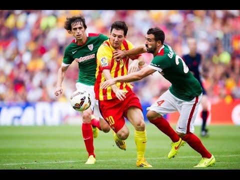 Lionel Messi ● Never Dives 2014-2015 #RESPECT