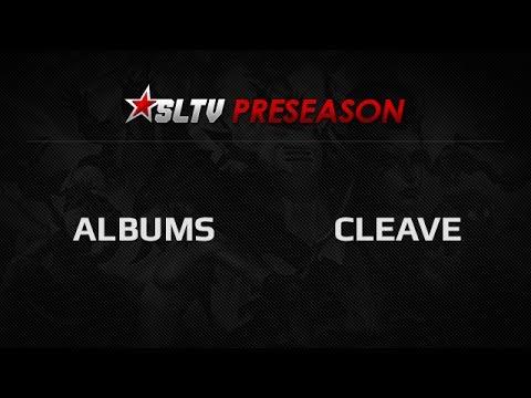 AlbumS -vs- Cleave, SLTV PreSeason Group Stage, Group C