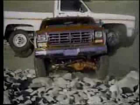 1985 Ford Truck Commercial