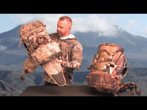 Eberlestock Team Elk M5 Pack Look Over