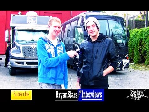 Chelsea Grin Interview Alex Koehler 2012 video